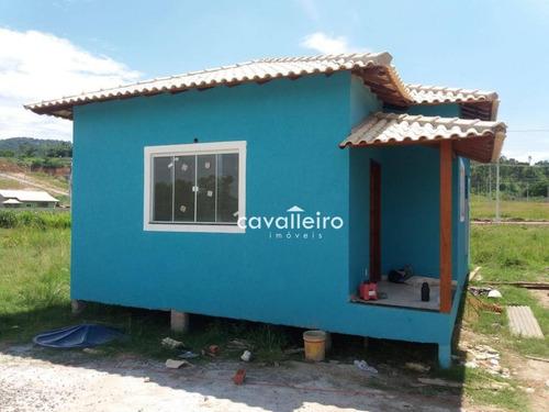 Casa À Venda Caxito Pequeno - Maricá/rj - Ca3474