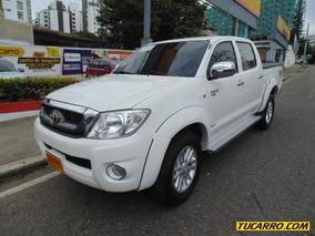 Toyota Hilux Imv Mt 2500cc 4x4 Td