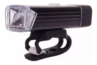 Lanterna Farol Bicicleta Recarregável 180 Lumens 4 Funções