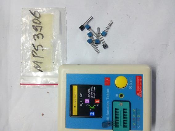 Mps3906 Transístor Kit Sem O Tester