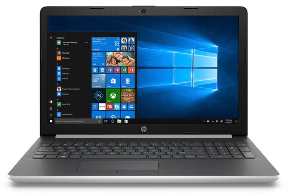 Laptop Hp I5 2tb Hd 8gb Ram Win 10 Mod 15-da0073ms Nueva