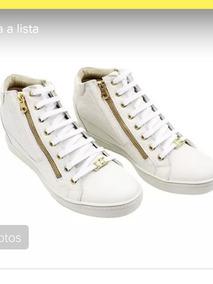 Sneaker Orcade Bege/branco