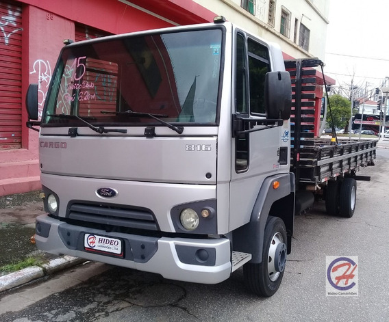 Cargo 816 + Ar + Carroceria
