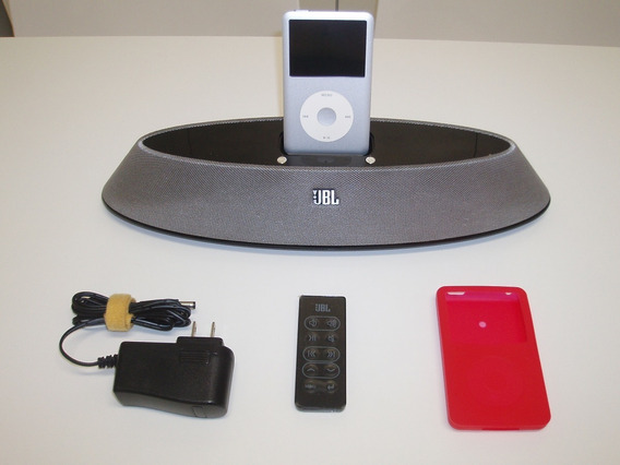 Dock Jbl / iPod 120 Gb