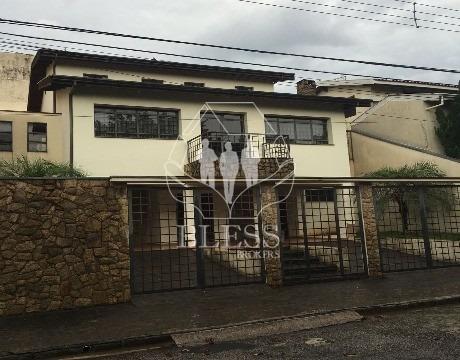 Casa Para Venda/locaçâo. Jardim Paulista I, Jundiaí 3 Dormitórios Sendo 2 Suítes Com Closet, 1 Sala, 3 Banheiros 260,00 Construída, 350,00 Total - Ca00322 - 4535652
