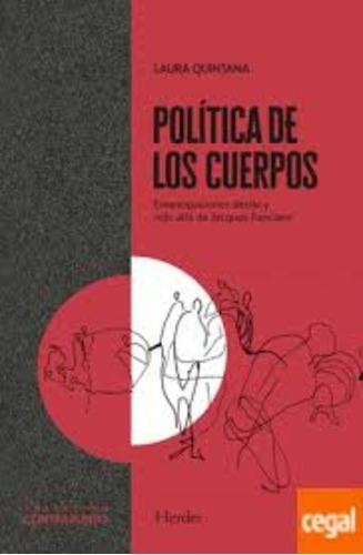 Imagen 1 de 1 de Politica De Los Cuerpos. Emancipaciones Desde Y Mas Alla De