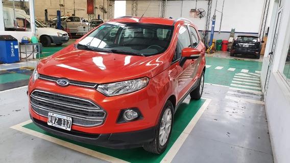 Ford Ecosport 1.6 Mt Rojo Marte 2012 160.100 Km Roas
