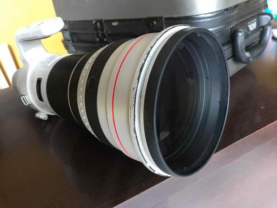 Lente Canon 600mm F4 Is Usm