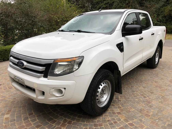 Ford Ranger 4x4 Dc Xl Safety