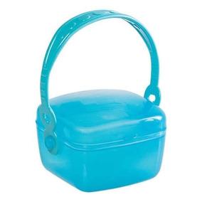 Porta Chupeta Girotondo Baby Azul