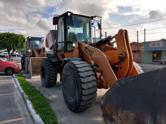 Pá Carregadeira Case 721 E 2012