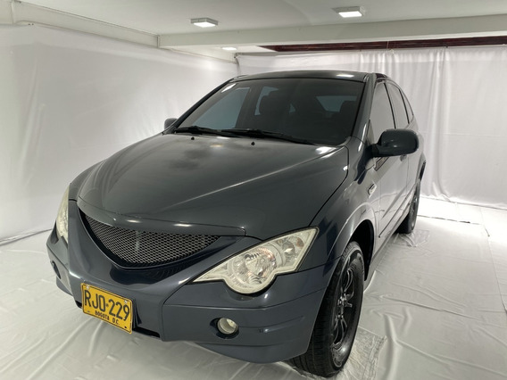 Ssangyong Actyon 2.4 Sport