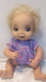 Boneca Baby Alive Linda Surpresa - Ler Descrição