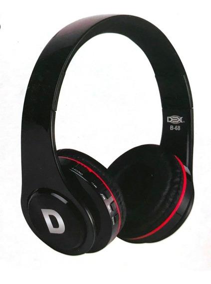 Fone Ouvido Bluetooth Head Radio Fm Micro Sd