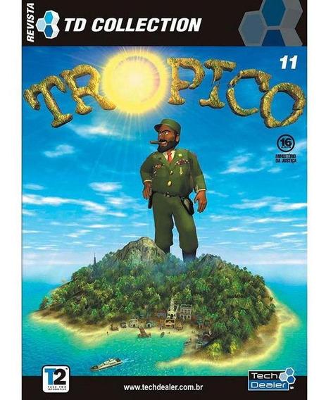 Jogo Pc Tropico 1 - Original Lacrado Midia Física