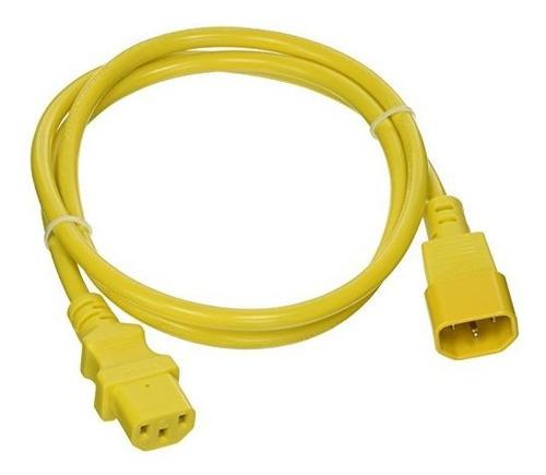 Imagen 1 de 4 de C2g / Cables To Go 17496 C13-c14 Extension De Alimentacion 1