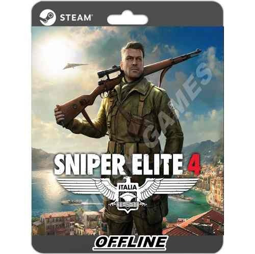 Sniper 4 Deluxe Pc Steam Offline