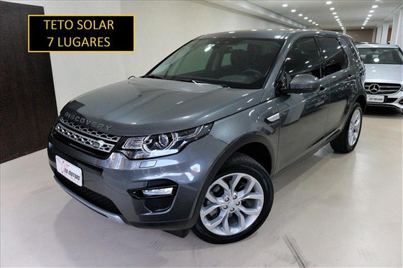 Land Rover Discovery Sport 2.0 Hse Gasolina Automatico