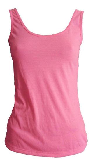Musculosas Pack X 10 Modal Lisas Para Sublimar