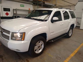 Chevrolet Tahoe D Suv Piel Cd 2a Fila Asientos At Blindada