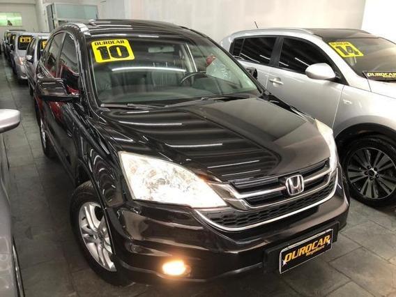 Honda Cr-v Exl 4x4 2.0 16v Aut. 2010 - Impecavel