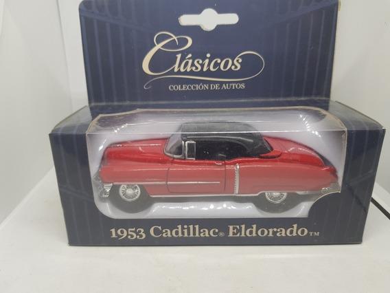 Coleccion Clasicos 1953 Cadillac Eldorado No Inolvidables
