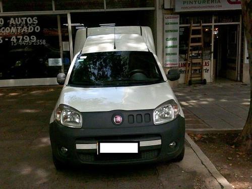 Fiat Fiorino 1 Mano Gnc 5 Original  De  Fabrica