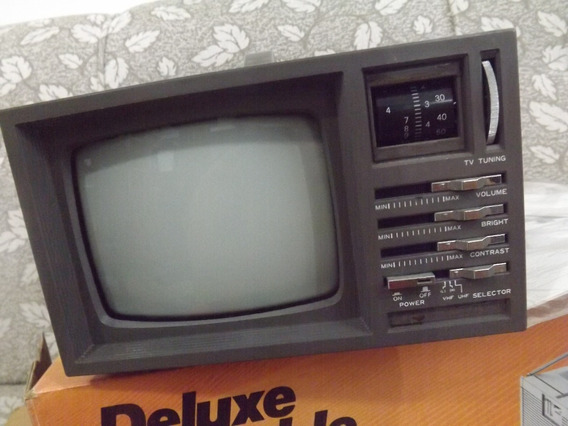 Televisão Portatil De Carro Marca Model No Ctre 864 # 5055