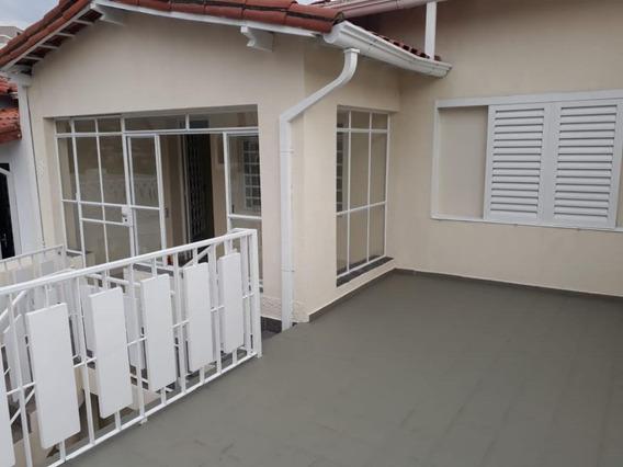 Casa Com 2 Dormitórios À Venda, 110 M² Por R$ 350.000 - Vila Industrial - Campinas/sp - Ca12486