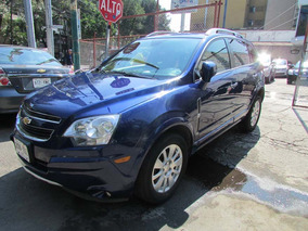 Chevrolet Captiva 3.0 B Sport Piel R-17 At Azul 2012