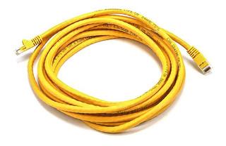 Cable Red Utp Rj45 Ethernet Largo Internet 20 Metros Armado Categoria 6