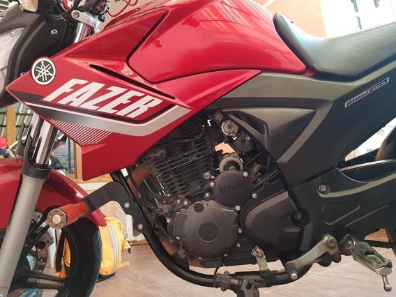 Yamaha Ys Fazer 250 Edition