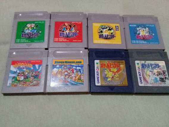 Jogos Game Boy 50 Cada