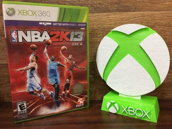 Nba 2k13 Xbox 360 Mídia Física Original Envio Imediato