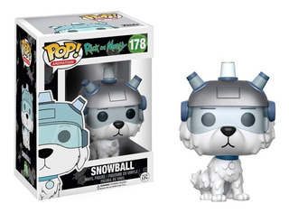 Funko Pop #178 Rick And Morty - Snowball