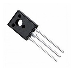 Transistor Bd136-16 ( Lote 15 Pçs )