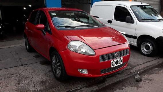 Fiat Punto Nafta 5 Puertas Elx 1.8 Nafta