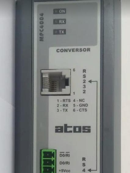 Atos 4004.71r Conversor