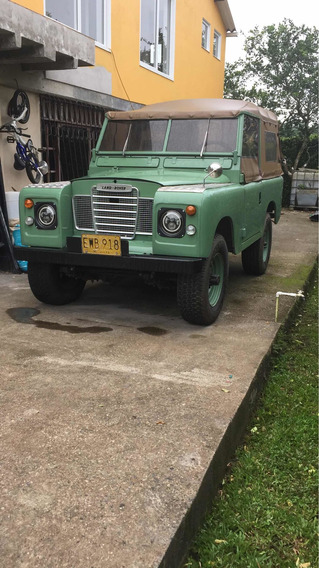 Land Rover Santana Series 88 Carpado
