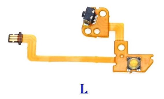 Botão Flet Flex Nintendo Switch L