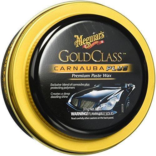 Meguiars G7014j Gold Class Carnauba Plus Paste Wax 11 Oz