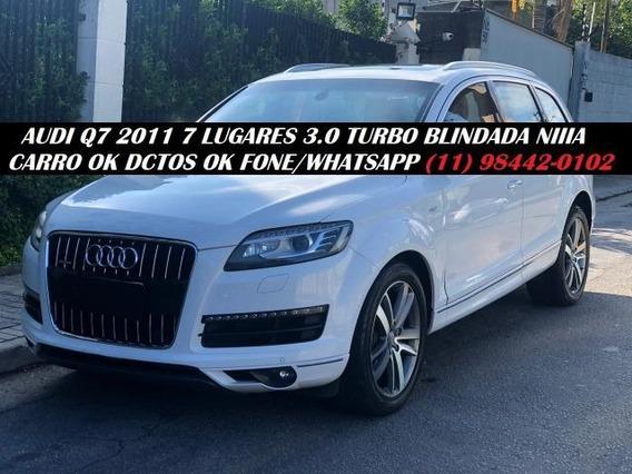 Audi Q7 Quattro Tiptronic 3.0 Tfsi V6 24v, Focus20