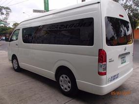 Renta Toyota, Sprinter, Autobuses Irizar 13,20,49,53 Pax