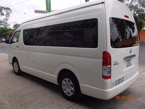 Renta Toyota, Sprinter, Autobuses Irizar 14,20,49,53 Pax