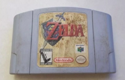 Jogo The Legend Of Zelda: Ocarina Of Time Nintendo 64
