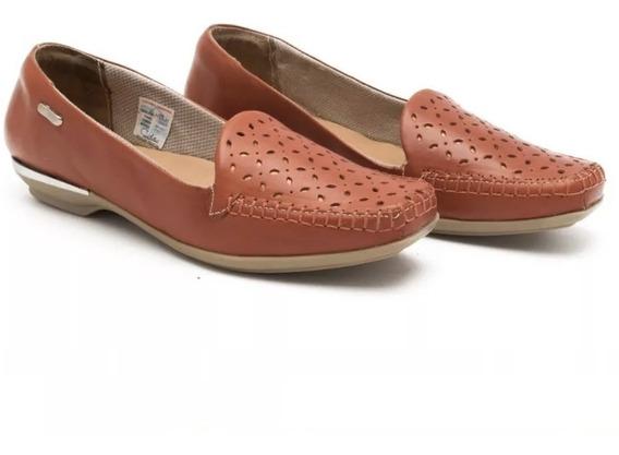 Mocasines Mujer Náutico Dama Claris Shoes Maceio