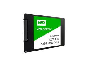 Ssd De 240gb Para Notebook Wd Green De 545mb/s De Leitura