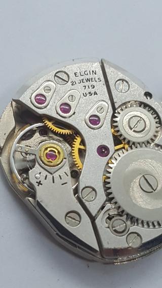 Máquina Relógio Elgin