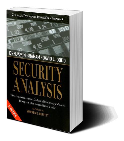 Security Analysis - Warren E. Buffett (español)