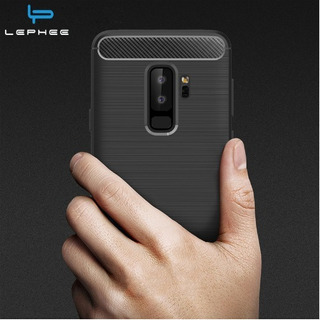 Capa Case Anti Impacto Samsung Galaxy S9 / S9 Plus Top